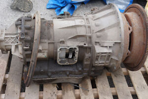 Allison Transmission from Ford F650 2006