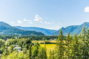 505 Holly Avenue, Sicamous- 20 ACRES WITH AMAZING VIEWS!