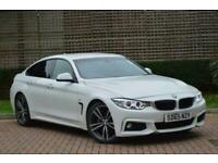 2015 BMW 4 SERIES GRAN COUPE 2.0 418d M Sport Gran Coupe (s/s) 5dr Hatchback Die