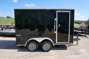 I am looking for a 6x12 tandem enclosed trailer