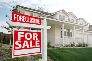 **BANK FORECLOSURES**