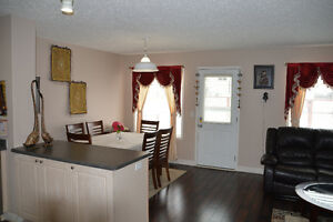 Duplex house for rent in Timberlea