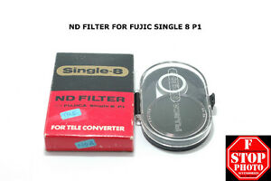 ND Filter for Fujica Single 8