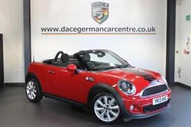 2013 13 MINI ROADSTER 1.6 COOPER S 2DR CHILI PACK 181 BHP