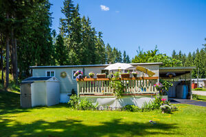 20 6588 Highway 97A, Enderby- 3 Bedroom Mobile
