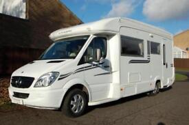 AutoSleeper Worcester 2 Berth Luxury Motorhome *Automatic*