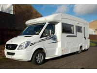 AutoSleeper Worcester 2 Berth Luxury Motorhome *Automatic*