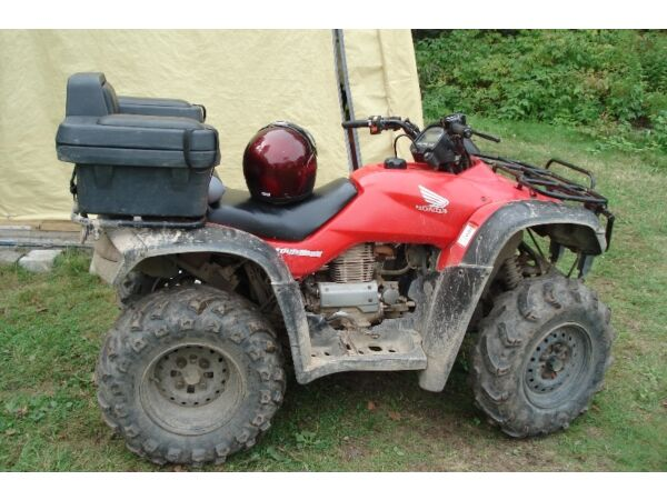 Used 2006 Honda fourtrax