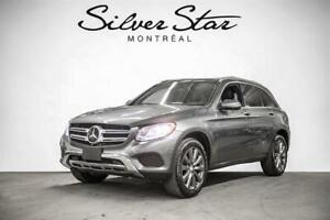 2016 Mercedes Benz GLC300 4MATIC STAR CERTIFIED INCLUDED