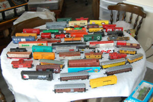 HO Trains and accesories