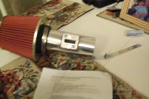 Ford Fusion Cold Air Intake