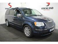 2010 Chrysler Grand Voyager 2.8 CRD Limited 5dr Auto MPV Diesel Automatic