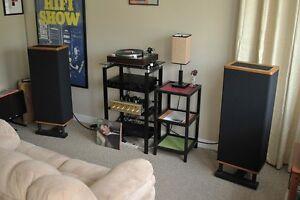 Vandersteen Model 2 Home Audio Audiophile Speakers Mint