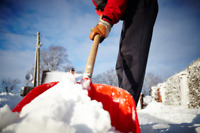 Looking for Labourers for Snow Removal