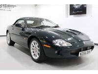 2000 Jaguar XKR 4.0 Supercharged Convertible, Green, immaculate throughout