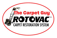 ROTOVAC Carpet Steam Cleaning
