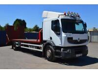 Renault Premium Beavertail Plant Lorry, Manual Gearbox