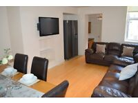 6 BEDROOM MAISONETTE AVAILABLE FROM 01/09/17 IN HEATON, NE6 - £69pppw