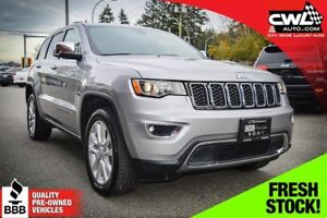 Jeep Grand Cherokee 4WD 4dr Limited 2017