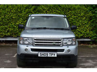 Land Rover Range Rover Sport 3.6TD V8 auto 2009MY HSE