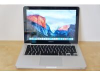 APPLE MACBOOK PRO (2013) - very good condition -core i5-2.5GHz/4GB/500GB