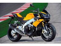 Aprilia V4 Tuano APRC Motorcycle