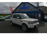 2010 LAND ROVER DISCOVERY 4 TDV6 HSE 3.0 DIESEL AUTO 7 SEATER 5 DOOR 4X4 4X4 DI