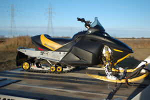 Parting Out and Buying 2003 to 2007 SkiDoo Revs