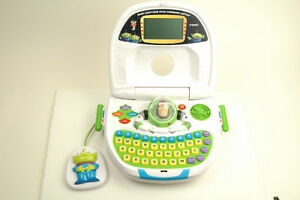 Disney Pixar Toy Story 3 Buzz Lightyear Star Command Laptop