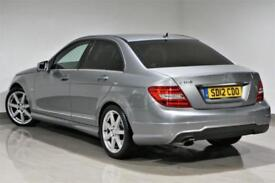 2012 Mercedes-Benz C-Class 1.8 CDI C180 AUTO BLUE EFFICIENCY SPORT 7G - TRONIC