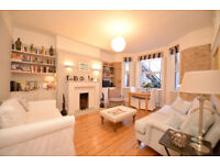 Charming double bedroom apartment with fireplace & patio garden in the vibrant area West Kensington