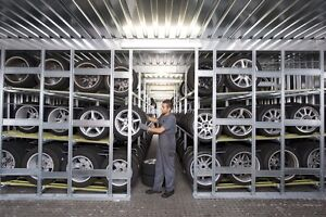 ^^** RIM AND TIRE SWAP AND STORAGE MOBILE WE COME TO YOU!! Kitchener / Waterloo Kitchener Area image 3