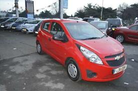 Chevrolet Spark 1.0 manual 2011 5 doors ONE OWNER FROM NEW