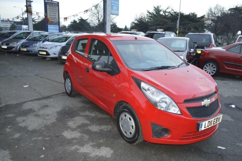 Chevrolet Spark 1.0 manual 2011 5 doors ONE