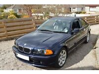 BMW 328ci se, very low miles