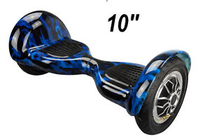 """10"""" HOVERBOARD SEGWAY 2-ROUES 10"""", HAUT-PARLEURS BLUETOOTH INTÉG"""