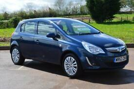 2013 VAUXHALL CORSA Vauxhall Corsa 1.4 16V Energy 5dr [AC] LOW MILEAGE