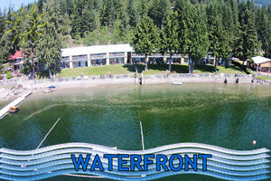 Affordable North Shuswap waterfront condo!