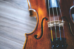 Private Violin and Piano lessons in North York and Toronto