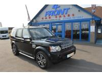 2012 LAND ROVER DISCOVERY 4 SDV6 HSE 2 FORMER KEEPER LAND ROVER DISCOVERY 4 3.0