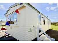 Static caravan for sale east coast 3 bedrooms sea view park Felixstowe Suffolk
