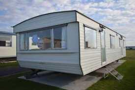 Static Caravan Isle of Sheppey Kent 3 Bedrooms 8 Berth Delta Nordstar 2003 Harts