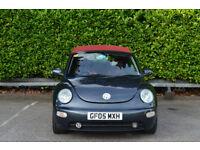 Volkswagen Beetle 1.6 2005MY Dark Flint