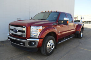2015 F450 King Ranch, diesel, 4.30 ratio with 039700 km