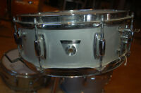 Ludwig snare and two toms