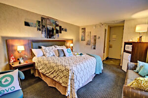 Large Furnished Single Room at Student Residence Evo Downtown