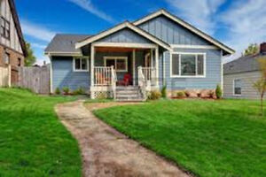 Company needs 5 family homes in Sicamous, SA, Armstrong, Vernon