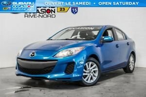 Mazda MAZDA3 GS-SKY BLUETOOTH+MAGS+SIEGES.CHAUFFANTS 2013