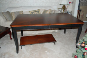 Rectangular wooden dining Table only