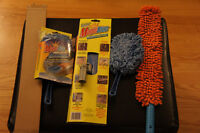 Magic Blue Cleaning Micro-Fiber Supplies (Mops, Dusters)